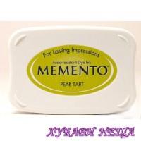 Memento Тампон за печат - Pear Tart