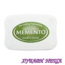 Memento Тампон за печат - Bamboo Leaves