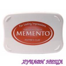 Memento Тампон за печат - Potter's Clay