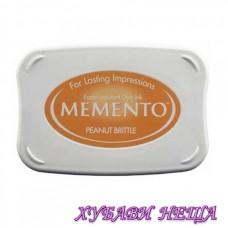 Memento Тампон за печат - Peanut Brittle