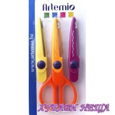 К-т ножици със сменяеми остриета