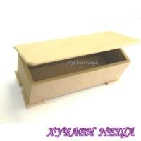Кутия от MDF Д27 Ш11 В10