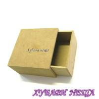 Кутия чекмедже от MDF-16x16x8см
