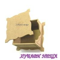 Кутия за салфетки- MDF017VJ