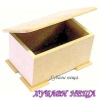 Кутия от MDF Д16 Ш10 В10