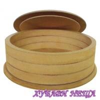 Кутия-кръгла от MDF Ф23см Вис.6см