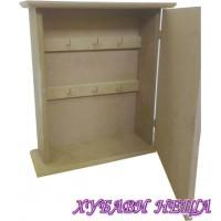 Кутия за ключове от MDF Д20 В25 Ш6см