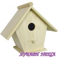 Къщичка за птици- W016VJ