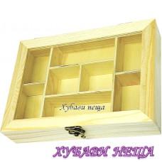 Кутия със стъкло- W022VJ