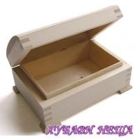 Кутия- W027VJ 13,5 x 9,5 x 6 см.