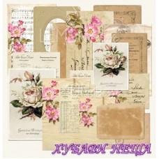 К-кт АТС карти Houses Of Roses 24бр