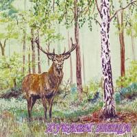 Салфетка- 0045 Wild Deer