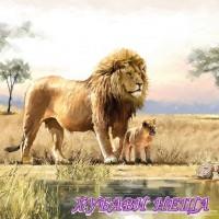 Салфетка- 390 Lions