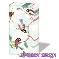 Салфетка- 0956 Birdsong