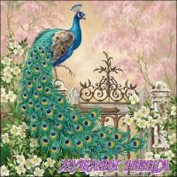 Салфетка- 1300 Noble Peacock 1бр