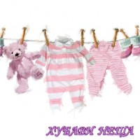 Салфетка- 481 Baby Girl Clothes