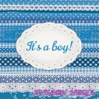 Салфетка- 1255 It´s A Boy