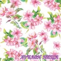 Салфетка- 167A Черешов цвят розово
