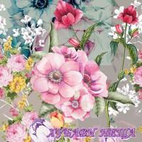 Салфетка- Пролетни цветя 767