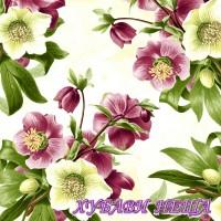 Салфетка- 994 Великденска роза