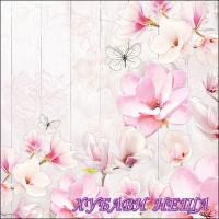 Салфетка- 1427 Magnolia Garden 1бр