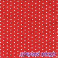 Салфетка- 0027 Mini Stars red