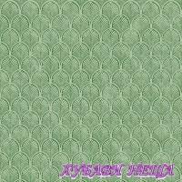 Салфетка- 0067 Арт деко, зелено
