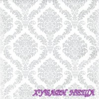 Салфетка- 070 Elegant silver