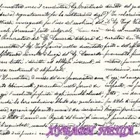 Салфетка за декупаж- 568 Писане