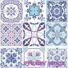 Салфетка- 657 Moroccan Tiles