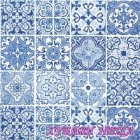 Салфетка- 721 Tiles