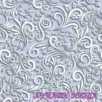 Салфетка- 1377 Classic 3D Dove grey