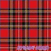 Салфетка- 1616 Scottish Red