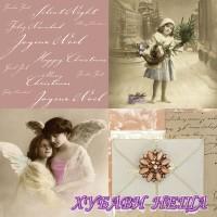 Салфетка- K047R Angel Wings