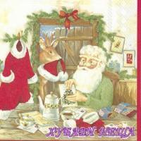 Салфетка- K110 At Santas Home
