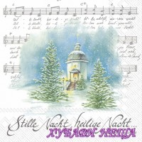 Салфетка- K142 Stille Nacht, Heilige Nacht