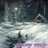 Салфетка- K325 Село Дядо Коледа