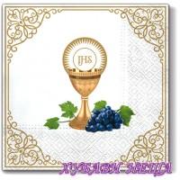 Салфетка- 1453 Communion Day 1бр