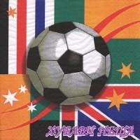 Салфетка- 0853 World Cup