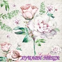 Салфетка- 646 Lovely Romance