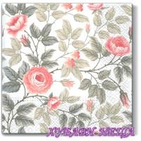 Салфетка- 1157 Misty Roses