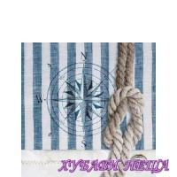 Салфетка- 0821 Compass And Rope