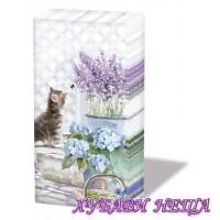 Салфетка- 0393 Kitten