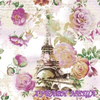 Салфетка- 478 Tour Eiffel