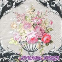Салфетка- 1462 Royal Bouquet 1бр